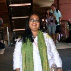 Suhita Roy